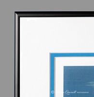 Standard Frame, White Mat